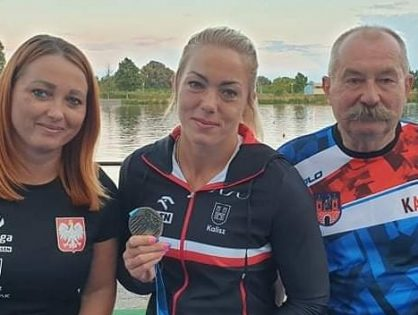 Mistrzostwa Polski Seniorów w kajakarstwie